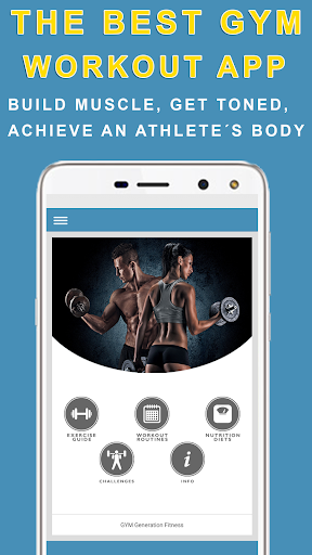 Image of GYM Generation Fitness & Workout 70 1