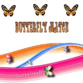 Butterfly Match Game