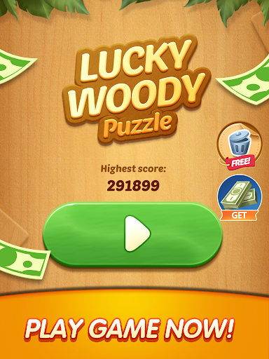 Lucky Woody Puzzle screenshot 5