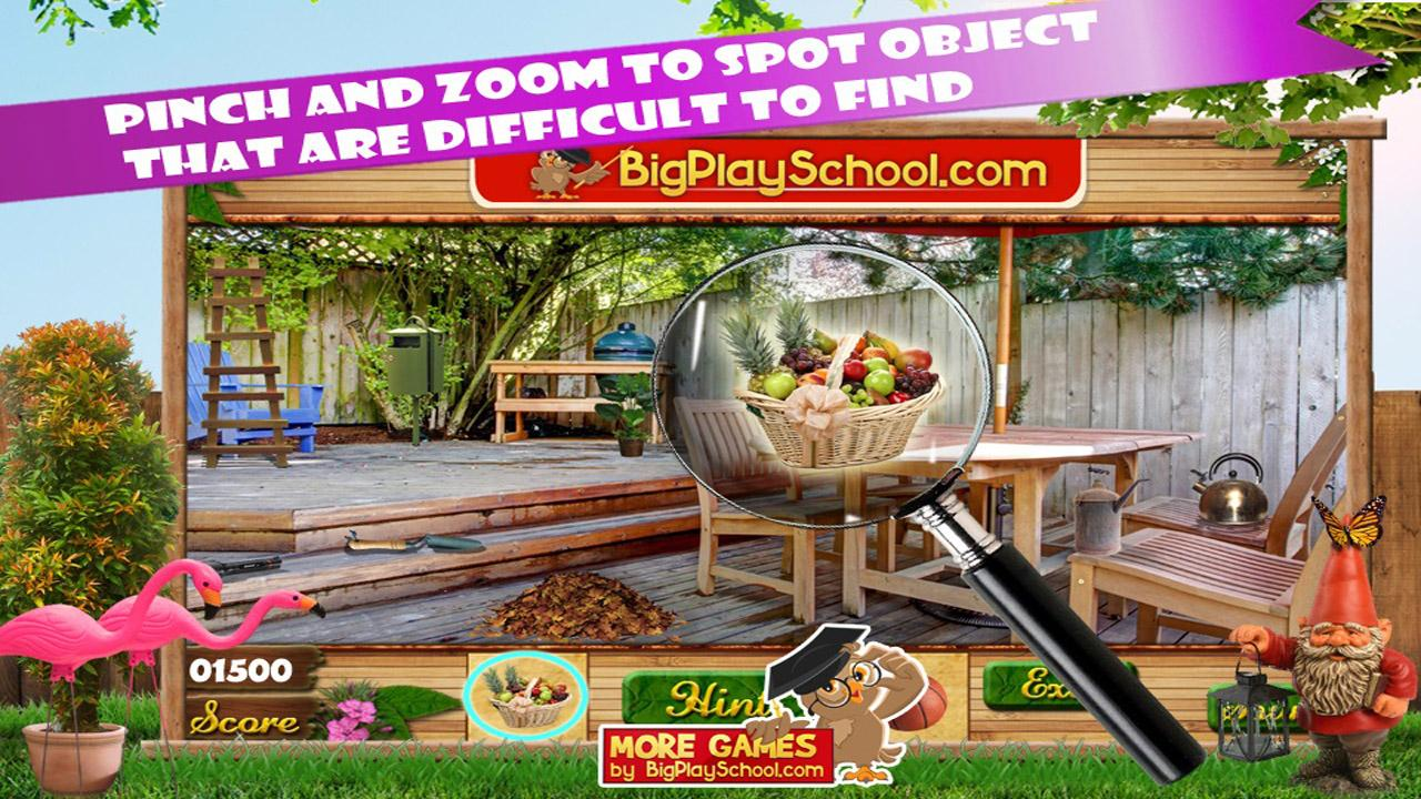 4 free hidden object games free new backyard fun android apps