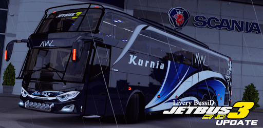 Livery Jetbus 3 Shd Bussid Apk App Free Download For Android