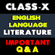 class 10 english language and literature important Download on Windows