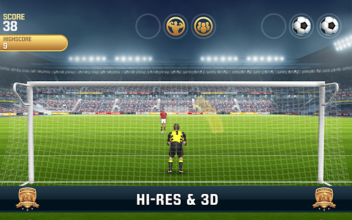 Flick Kick Goalkeeper 1.3.1 screenshots 15