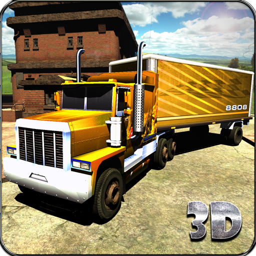 交通運輸卡車驅動器:貨物 模擬 App LOGO-硬是要APP