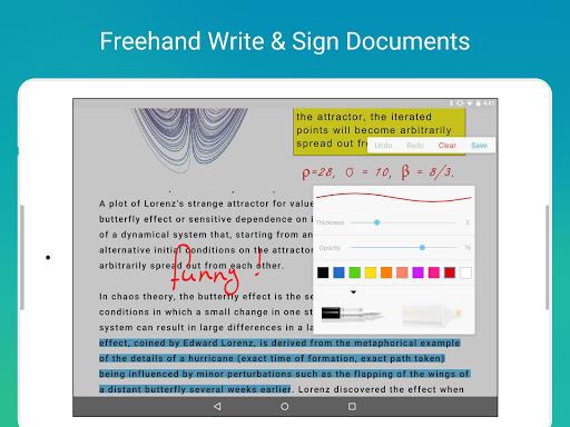 PDF Reader - Scanu3001Edit & Share  screenshots 18