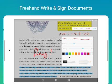PDF Reader - Scan、Edit & Share screenshot 10