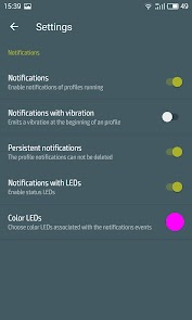 Do Not Disturb - Silent Mode Premium app for Android screenshot