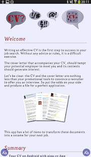 Tips for a successful Resume- screenshot thumbnail