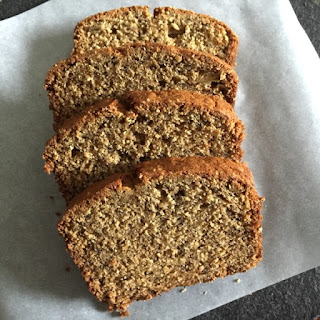 Oatmeal Banana Bread.