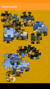 Nature Puzzle - náhled