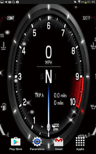 Download Speedometer Live Wallpaper Hd Google Play Softwares
