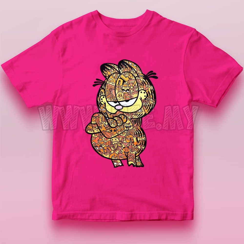 Garfield Doodle 21