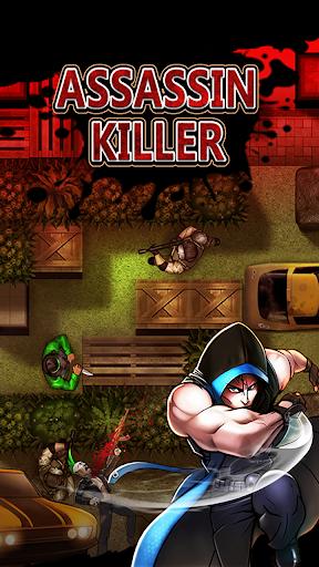 Télécharger gratuit Assassin Tueur: Abri & attaque APK MOD 1