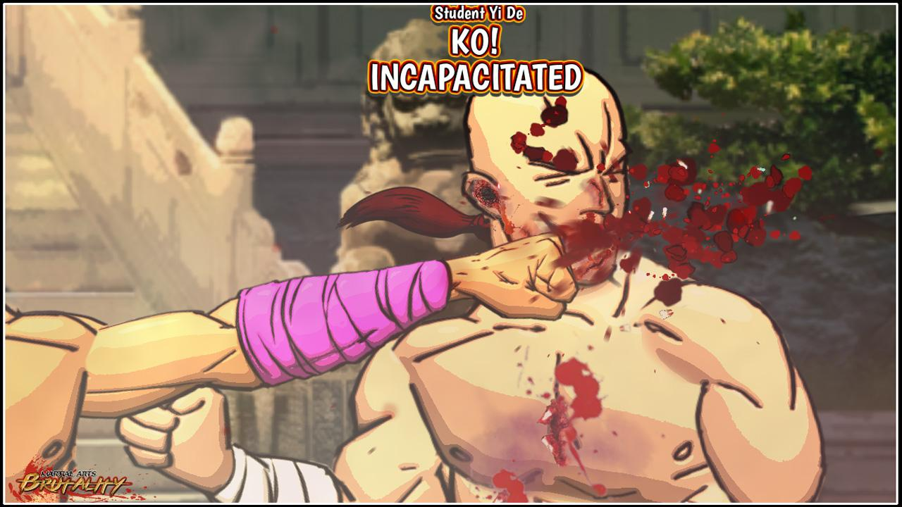 Martial Arts Brutality (Unreleased)- screenshot