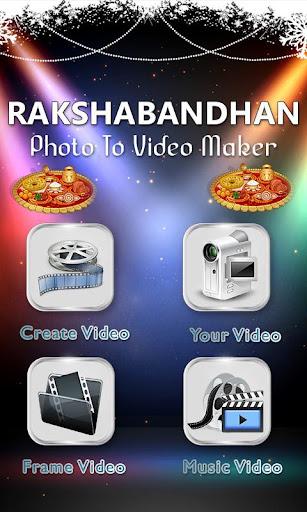 Rakhi Photo Video Maker & Rakhi Movie Maker 1.14 screenshots 1