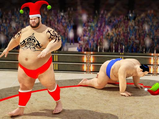 Sumo wrestling Revolution 2017: Pro Stars Fighting  screenshots 6
