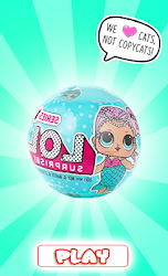 LOL Surprise™ : Pets Super Dolls Unbox Egg