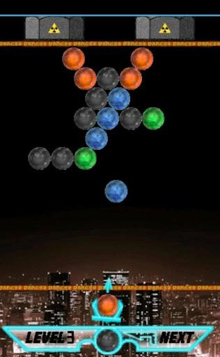 Neon City Bubble Shooter FREE