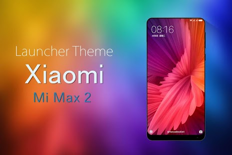 Theme for Xiaomi Mi Max 2/ Mi6 - náhled