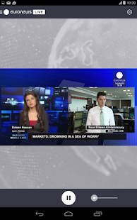 euronews LIVE- screenshot thumbnail