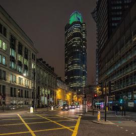 by Chris Williams - City,  Street & Park  Street Scenes