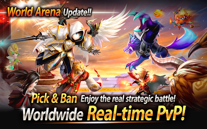 Summoners War APK screenshot thumbnail 11