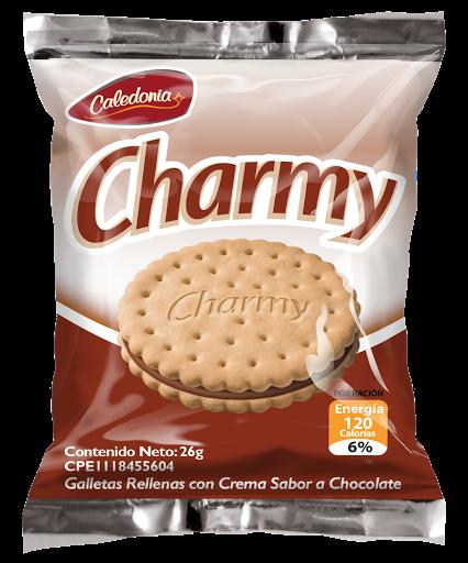 galleta charmy chocolate 26gr