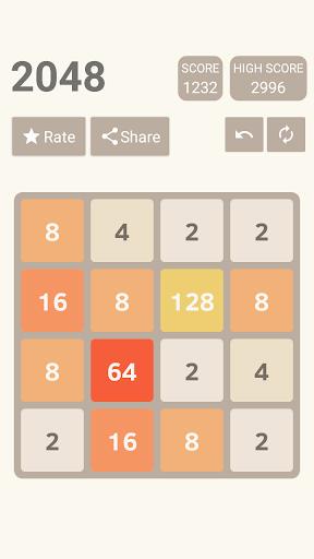2048 1.1.6 screenshots 2