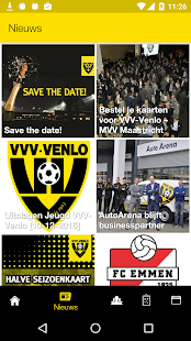 VVV-Venlo Business Netwerk App- screenshot thumbnail
