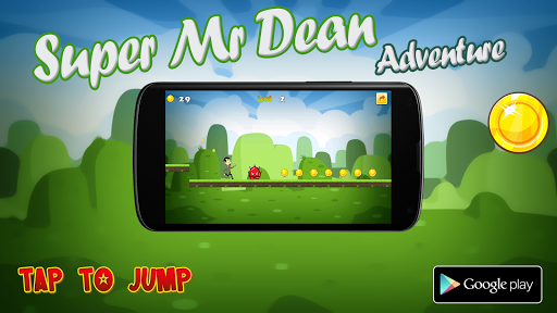 Super Mr Dean Adventure