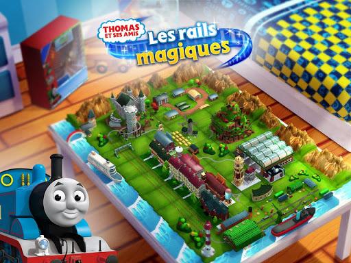 Thomas et ses amis : Les Rails magiques  captures d'écran 1