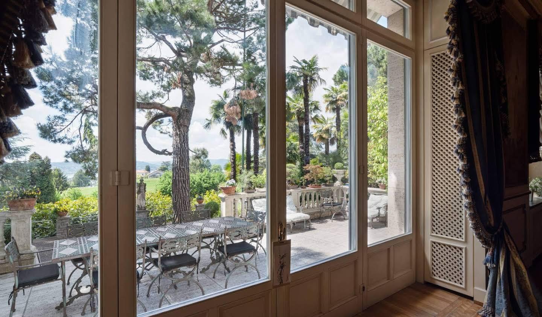 Villa avec jardin et terrasse Varèse