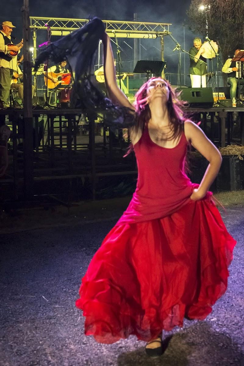 """Il Rosso... """"Pizzica"""" di Skarlet"""