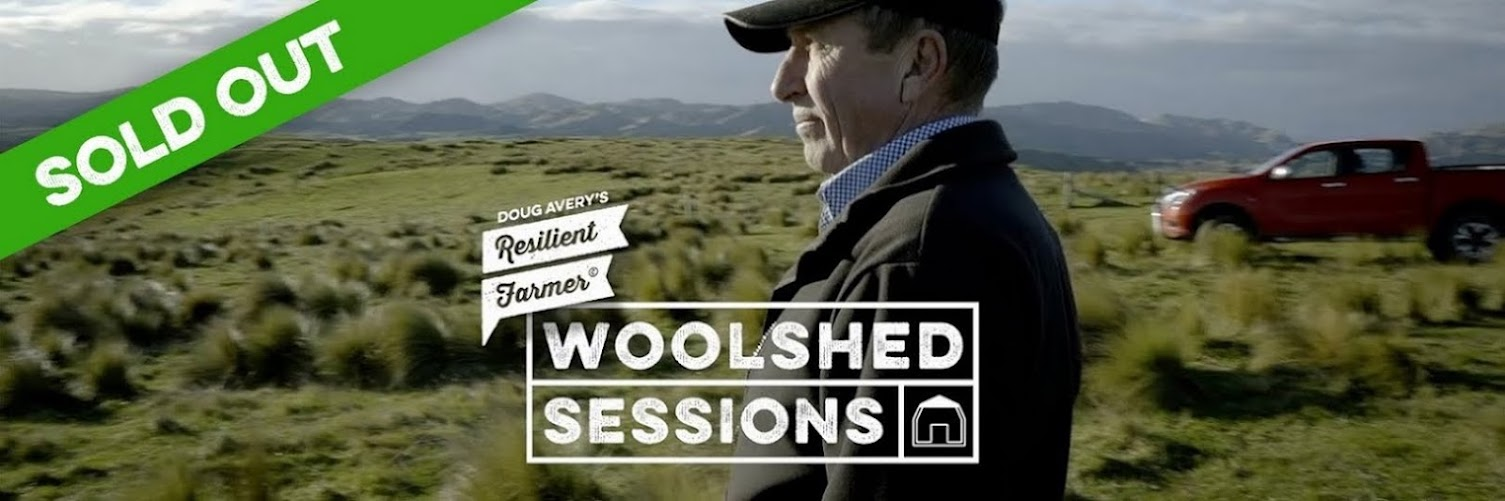 Woolshed Sessions Nov / 2018