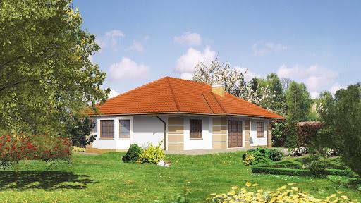 projekt Dom przy Marcepanowej