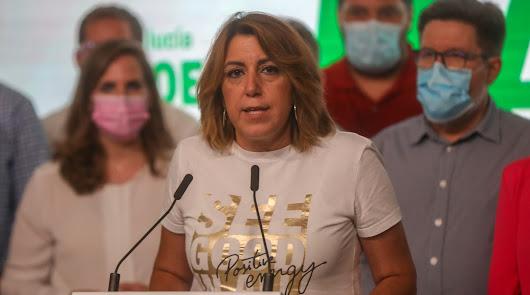 ¿En qué pueblos almerienses ha ganado Susana Díaz? ¿Y Juan Espadas?