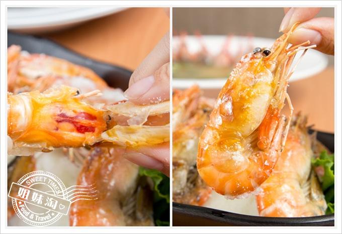 蠔蝦先生鹽烤泰國蝦