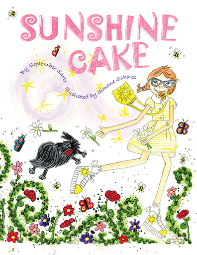 Sunshine Cake cover