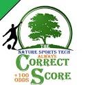 The Correct Score icon