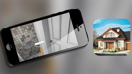 Flip house constructor - náhled