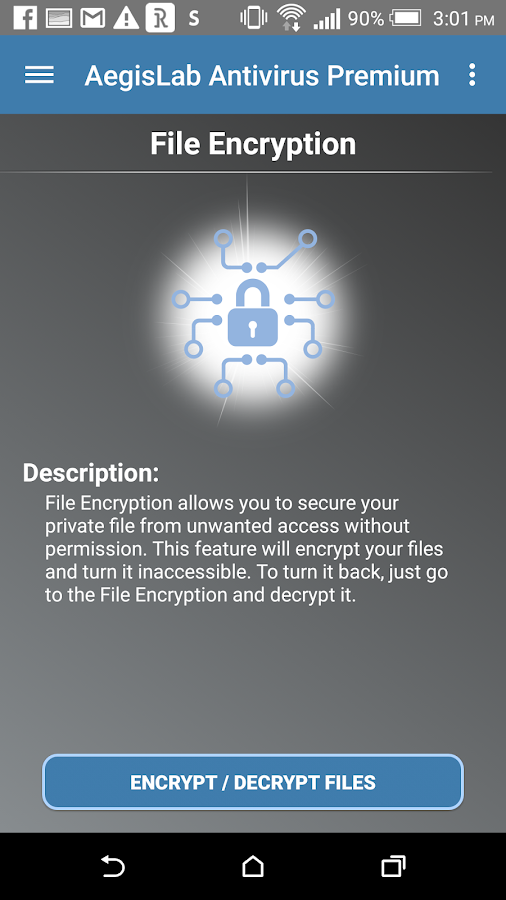 AegisLab Antivirus Premium- screenshot
