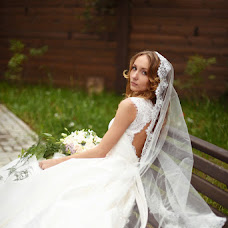 Wedding photographer Anna Antonova (antonuanna). Photo of 01.12.2015
