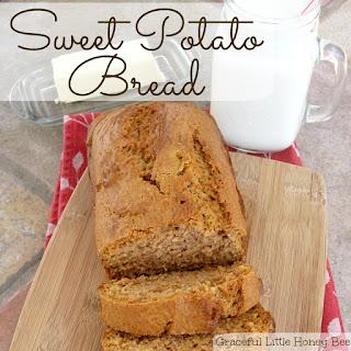 Sweet Potato Bread.