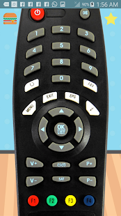 Remote for Topfield - náhled