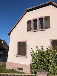 maison à Village-Neuf (68)