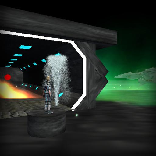 Space Headquarters Escape