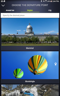 Quebec Tourism- screenshot thumbnail