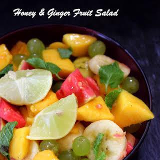 Guava Fruit Salad Recipes.