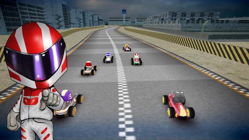 Rush Kart Racing 3D  gameplay | by HackJr.Pw 13