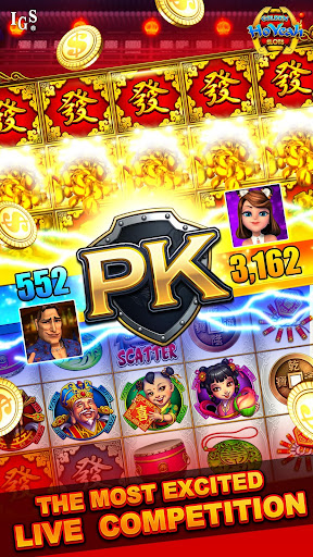 Golden HoYeah Slots - Real Casino Slots  screenshots EasyGameCheats.pro 5